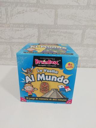 BrainBox,la vuelta al mundo