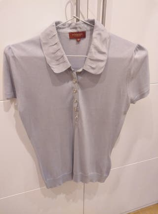polo Burberry mujer