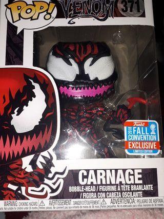 Funko Pop Venom Carnage