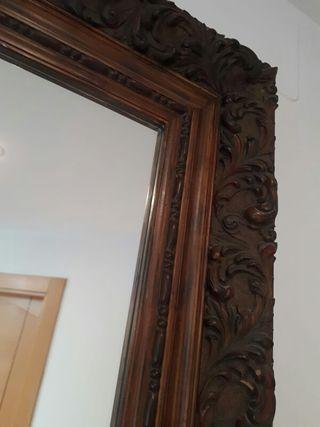 Espejo de salón de 1,20*1,20