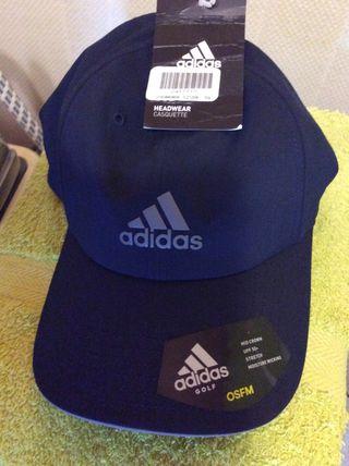 Gorra de golf Adidas