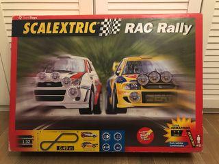 Scalextric RAC RALLY 6,49 m