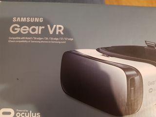 gafas 3D samsung Gear vr