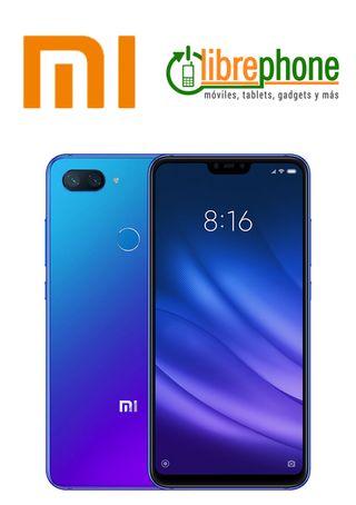 Xiaomi Mi 8 Lite 4/64Gb Blue Nuevo