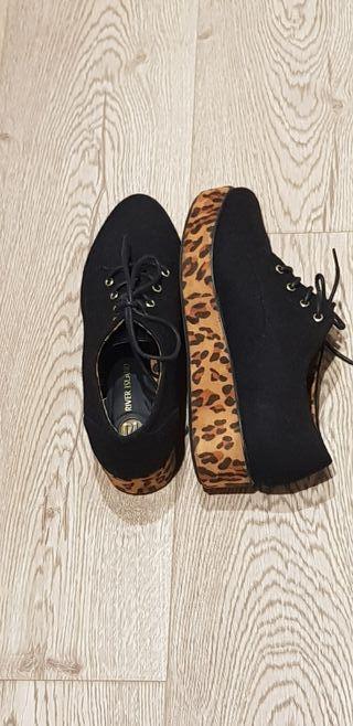 zapatos plataforma talla 39