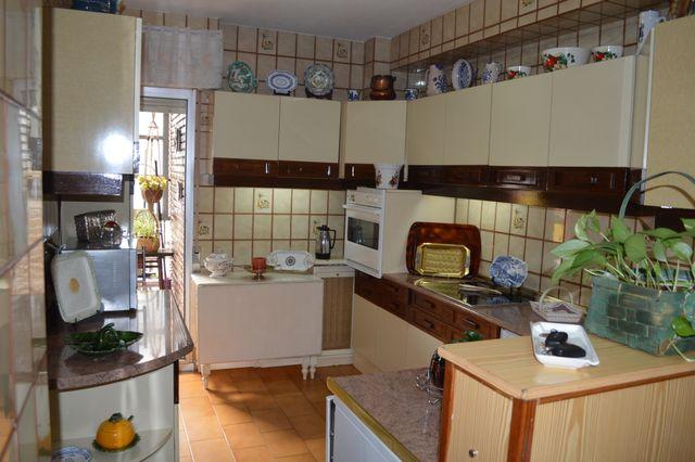 Muebles cocina vintage completa Forlady Sevilla de segunda mano por ...