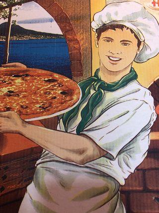 Pizzería confitería