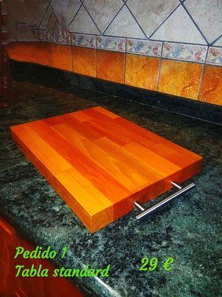Tablas de corte de madera Nuevas.