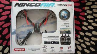 Drone nincoair shadow wifi hd