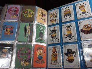 baraja magica carrefour cartas cromos