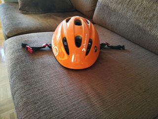 Casco bicicleta niñ@