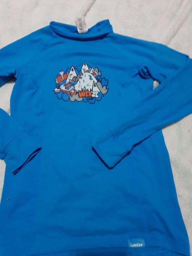 f96364504 Camiseta térmica decathlon de segunda mano por 15 € en Albacete en ...