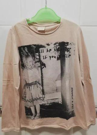 camiseta Zara ropa niña