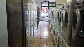 FRIGORÍFICOS lavadoras LAVAVAJILLAS secadoras etc