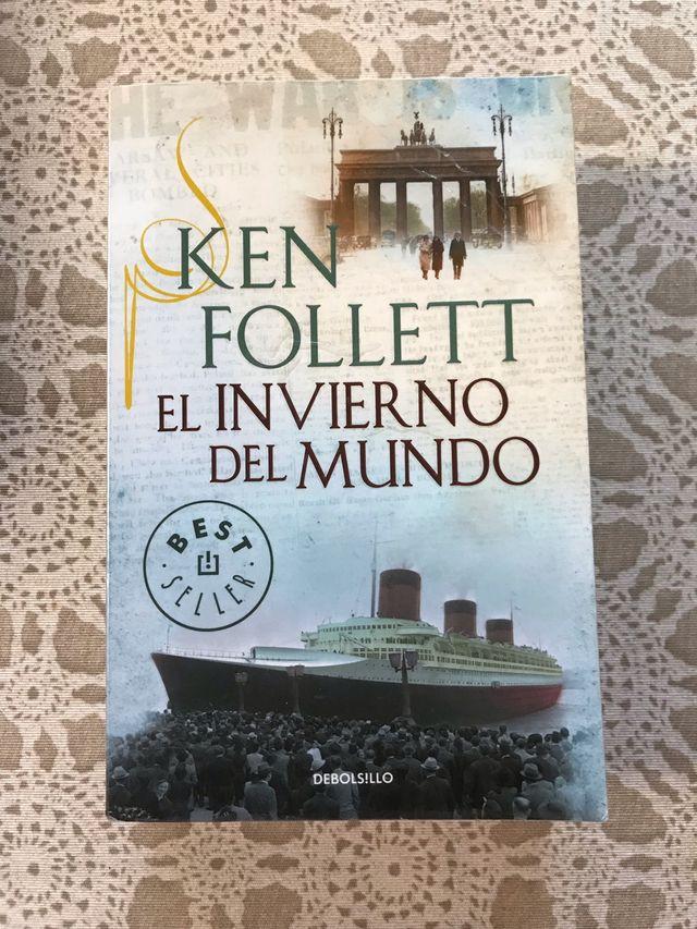 """""""El invierno del mundo"""" de Ken Follet"""