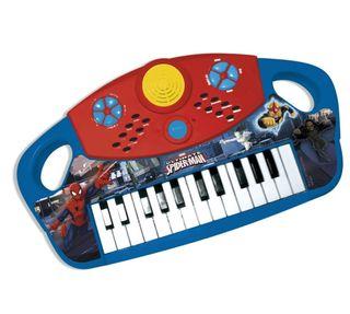 Órgano electrónico de Spiderman