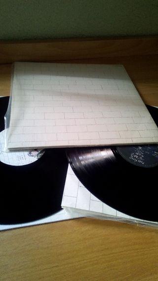 disco original de Pink Floyd