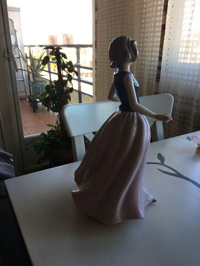 Muñeca de porcelana años 80