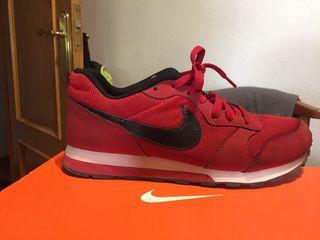 Zapatillas Nike originales edición rosso