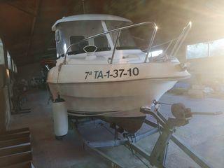 Barca Quicksilver 610