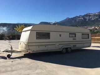 Caravana Tiag Tabbert de luxe Comtesse 685 MDV