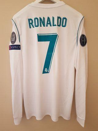 a612ec453d2da Camisetas Ronaldo de segunda mano en la provincia de Toledo en WALLAPOP