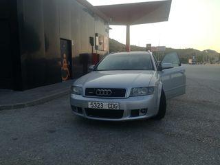 Audi A4 ranchera