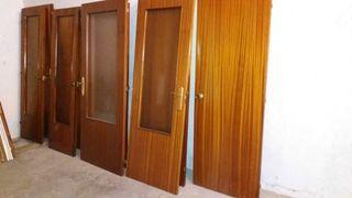 7 Puertas de casa interiores