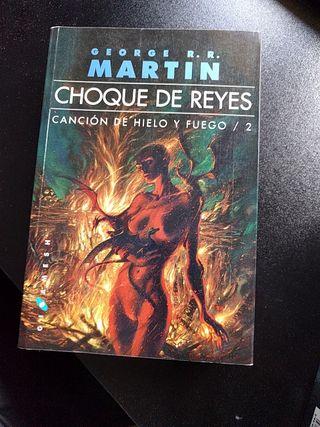 Choque de Reyes - Juego de Tronos - libro 2