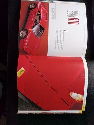 Atlas ilustrado Ferrari