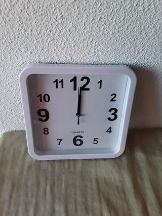 Reloj de pared de cocina