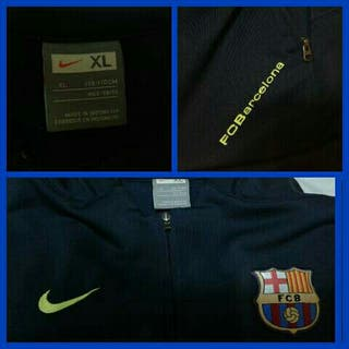 Talla 17 Chandal Segunda Mano Por Xl Nike Barca De Niño Chaqueta 1t7q76