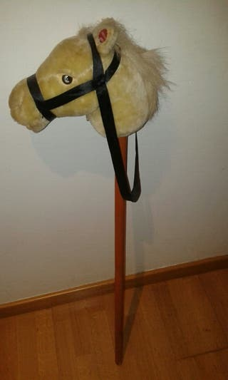 Pony caballete