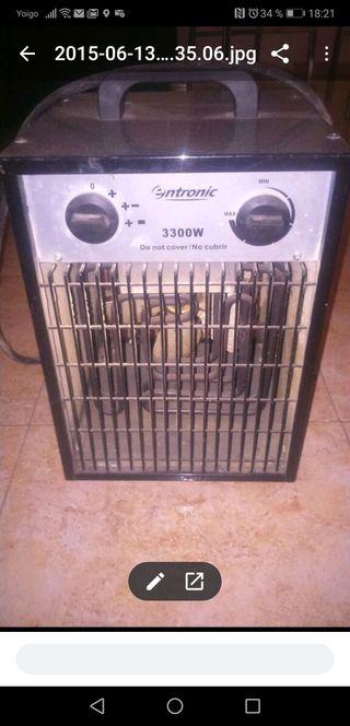 calefactor muy potente