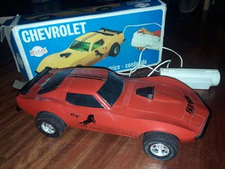 Chevrolet Corvette fardon rico