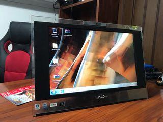 Ordenador pantalla Sony Vaio