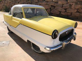 Nash Metropolitan de 1958
