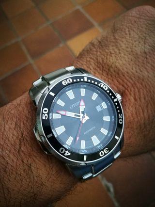 Reloj automático citizen