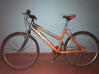 Bicicleta mtb de mujer