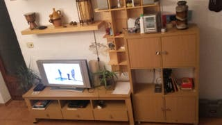 Mueble salon/comedor + Estanterias