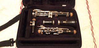 Clarinete yamaha 255
