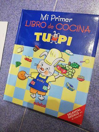 Mi primer libro de cocina tupi