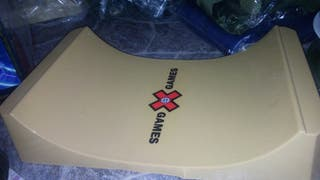 RAMPA FINGER SKATE X-GAMES.