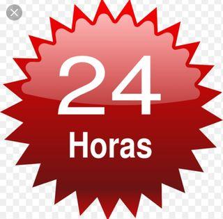 Servicios 24 horas