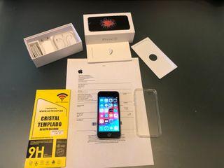Iphone SE Gris espacial 64gb LIBRE FACTURA