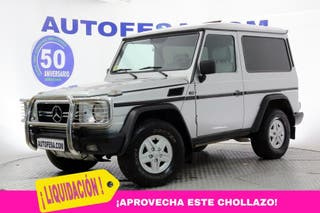 Mercedes-Benz G G 300 170CV 4X4 3P
