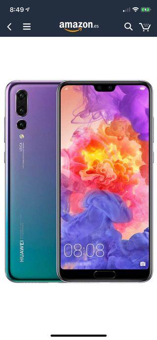 Huawei P 20 pro twilight + Auriculares freebuds