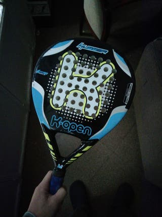 Vendo raqueta de padel nueva