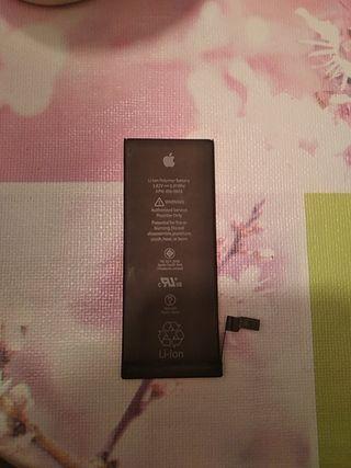 batería iPhone