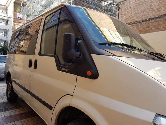 Ford Ford Transit torneo 2005